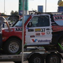 Outback Challenge Australia 2008 -