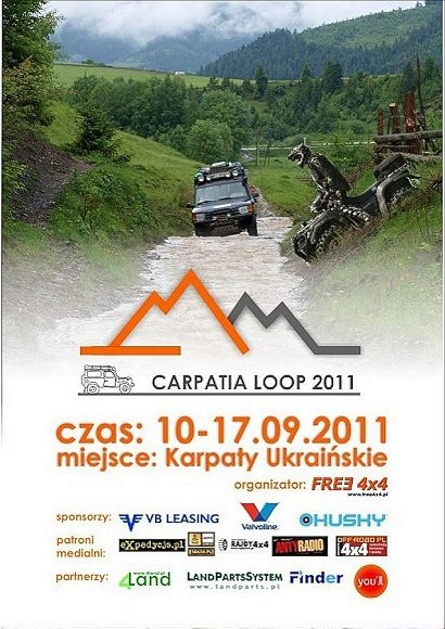 Carpatia Loop 2011